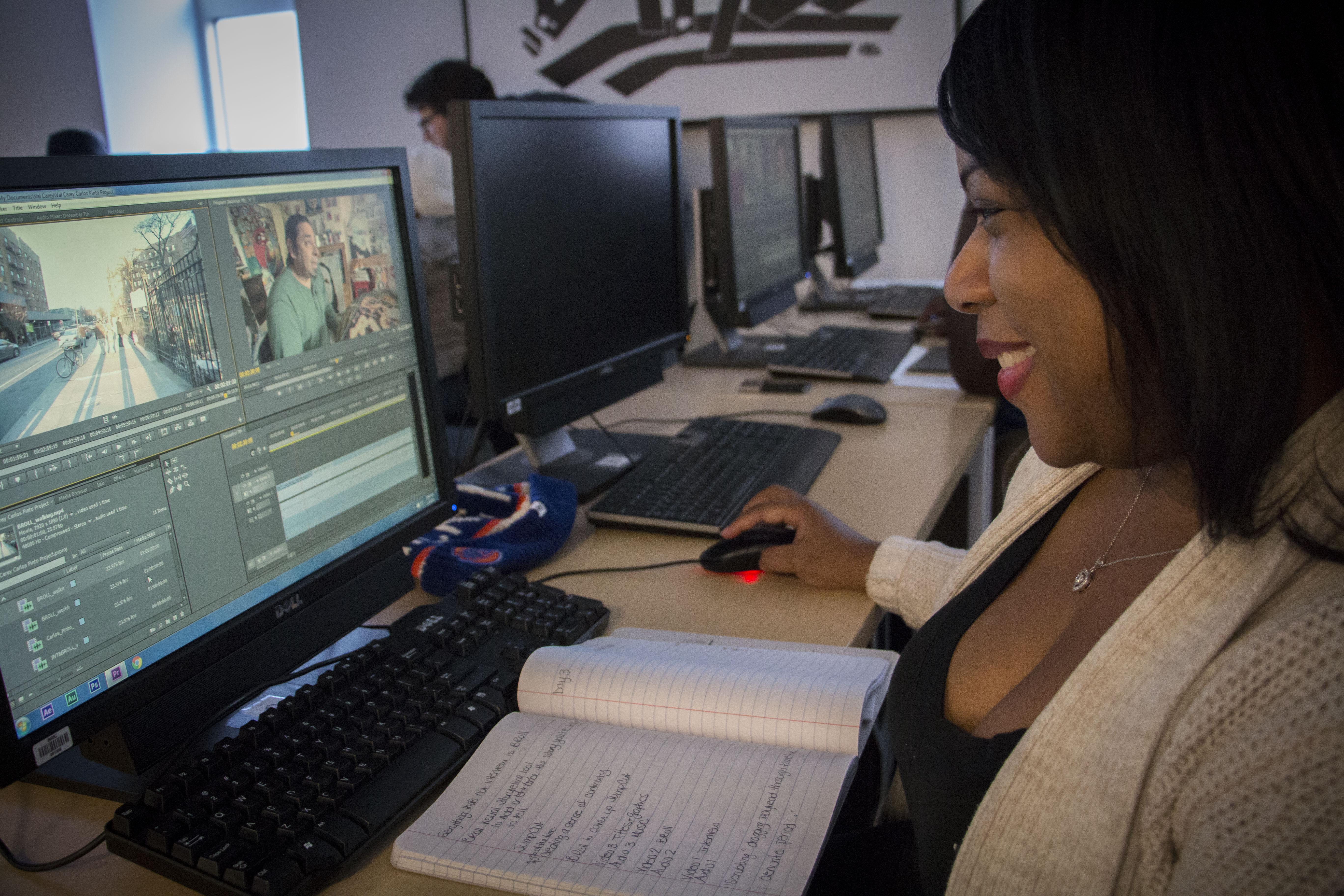 Intermediate Video Editing with Premiere – Video Editor Job Description