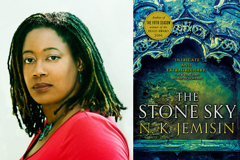 The Stone Sky, by N.K. Jemisin