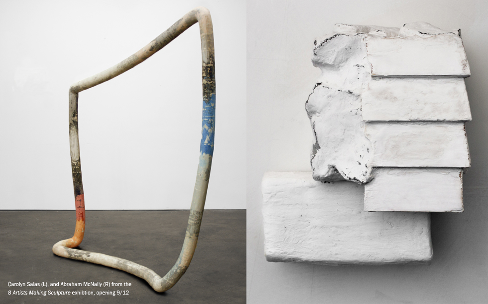 8 Artists Making Sculpture: The 5th Annual Registry Exhibition | BRIC