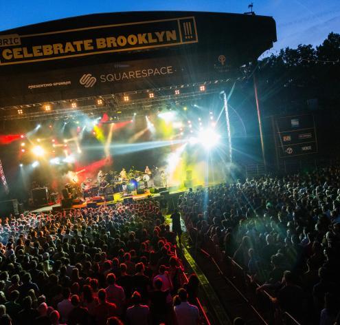 BRIC Celebrate Brooklyn! Festival | BRIC